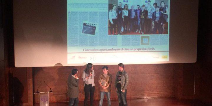 Santurzine recibe el Premio Bizkaia en los X Hemendik Sariak