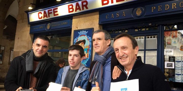 'Oaxaca en dos,' uno de nuestros próximos proyectos, ganador del XV. Premio de Guion de Teatro Breve de Café Bar Bilbao