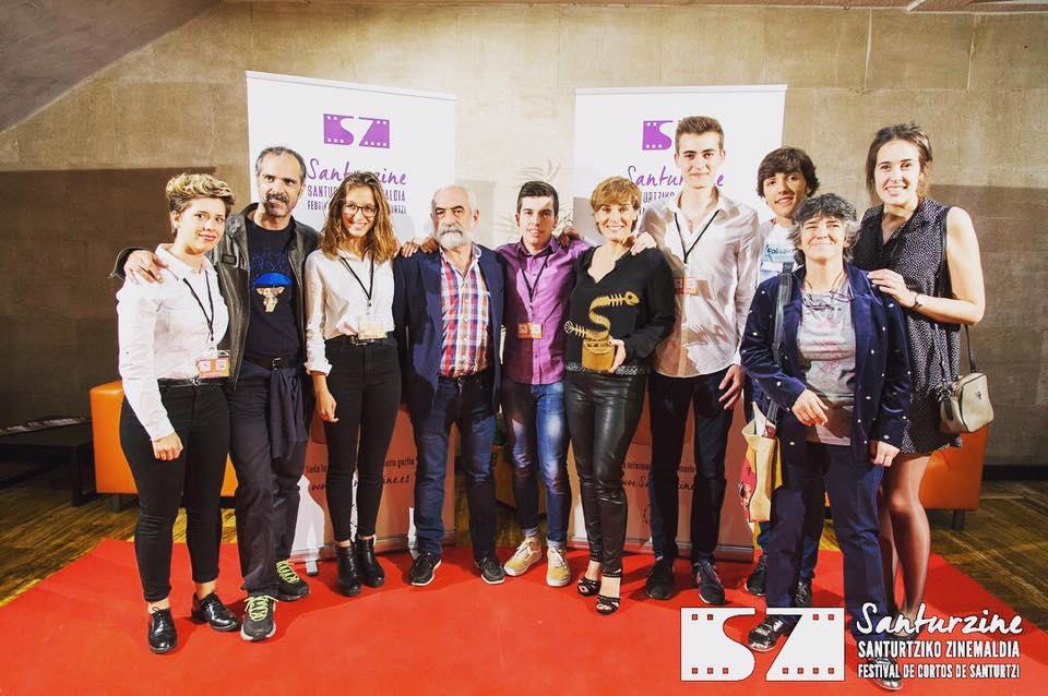 Gala de Clausura de Santurzine 2017