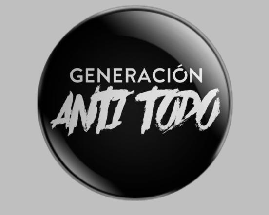 Chapas  Generación Anti Todo  – Saregabe   Productora en Bilbao ... cd06c8ac59b96