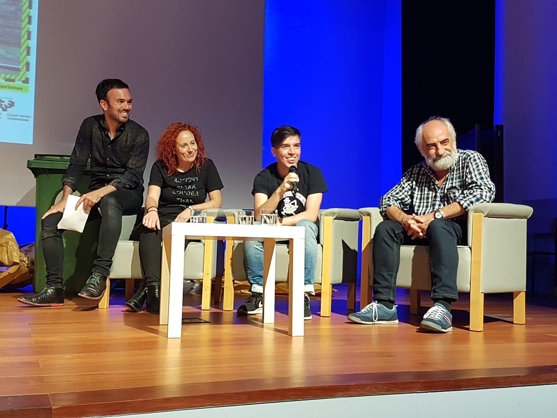 Colaboración con Bizitegi en el Bizkaia Aretoa de Bilbao